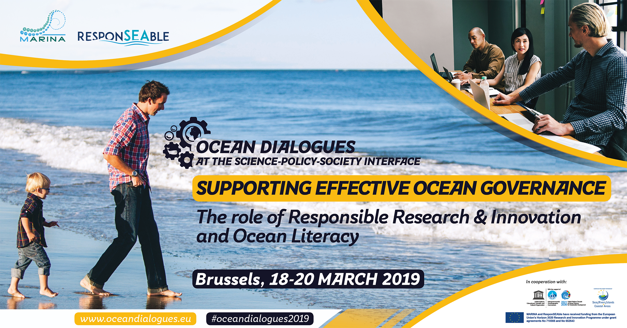 Ocean Dialogues Save the date